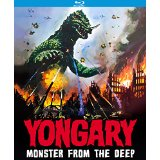 Yongary, Monster From The Deep Blu-ray