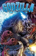 Godzilla- Rulers of Earth Volume 6 Graphic Novel