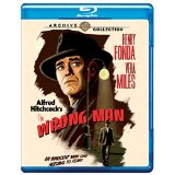 The Wrong Man Blu-ray