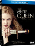 The White Queen Season 1 Blu-ray