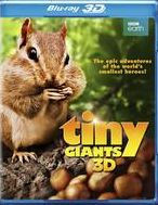 Tiny Giants 3D Blu-ray