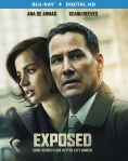 Exposed Blu-ray