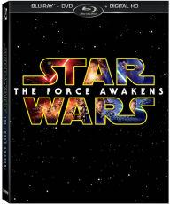 Star Wars-The Force Awakens Blu-ray