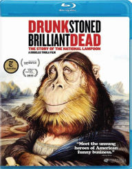 Drunk Stoned Brilliant Dead- The Story Of The National Lampoon Blu-ray