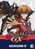 Yu-Gi-Oh GX Season 3 DVD