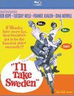 I'll Take Sweden Blu-ray
