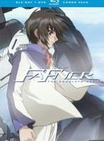 Fafner- The Complete Series Blu-ray-DVD Combo Pack
