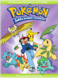 Pokemon- Johto League Champions- The Complete Collection DVD