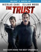 The Trust Blu-ray