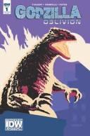 Godzilla Oblivion Issue 1