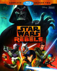 Star Wars Rebels Season 2 Blu-ray
