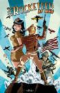 The Rocketeer At War Graphic Novel