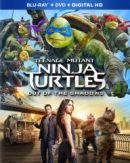 Teenage Mutant Ninja Turtles- Out of the Shadows Blu-ray