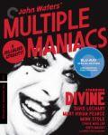 Multiple Maniacs Blu-ray