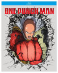 One Punch Man Blu-ray