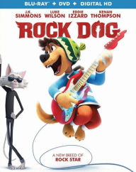 Rock Dog Blu