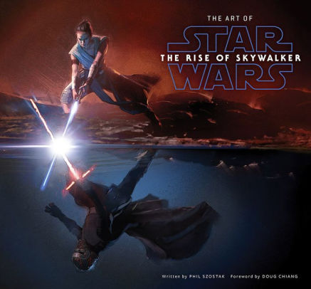The Art Of Star Wars The Rise Of Skywalker Book Review Dvd Corner S Blog